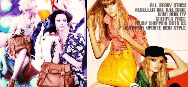 SISBROW - Firsthand Original Branded Bags with Lowest Price Ever!!