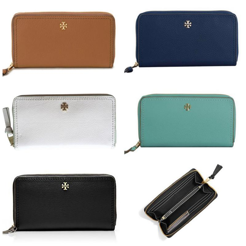 7bcf8ecfce7 DB208 Tory Burch emerson zip continental Wallet - SISBROW - Firsthand  Original Branded Bags with Lowest Price Ever!!