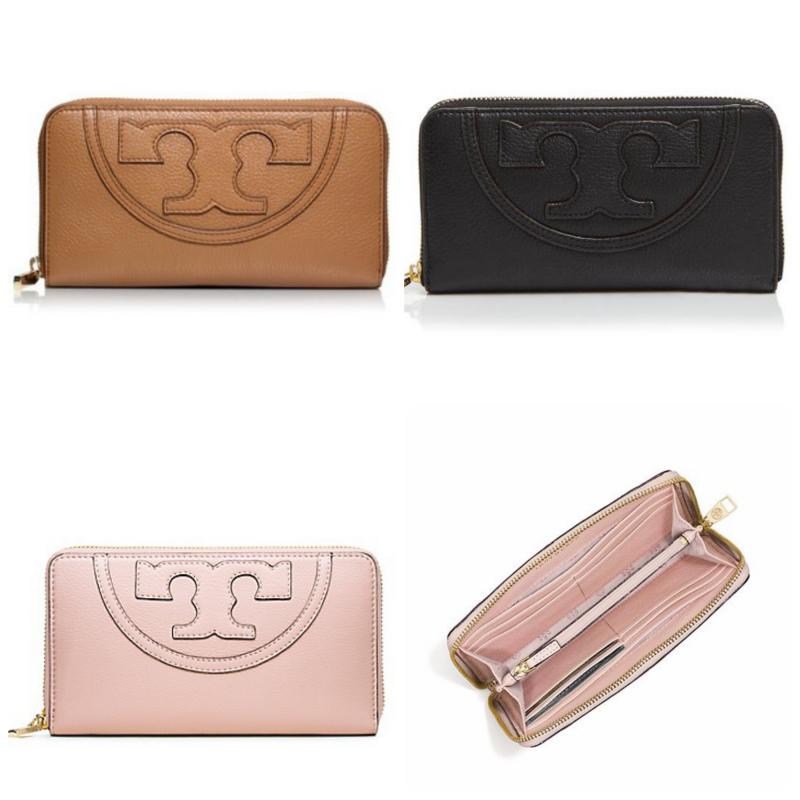 dbb078b4e3 DB236 Tory Burch All-T Zip Continental Wallet - SISBROW - Firsthand  Original Branded Bags with Lowest Price Ever!!