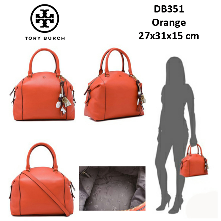 df1861087bd DB351 Tory Burch Peace SatcheL Bag - SISBROW - Firsthand Original Branded  Bags with Lowest Price Ever!!