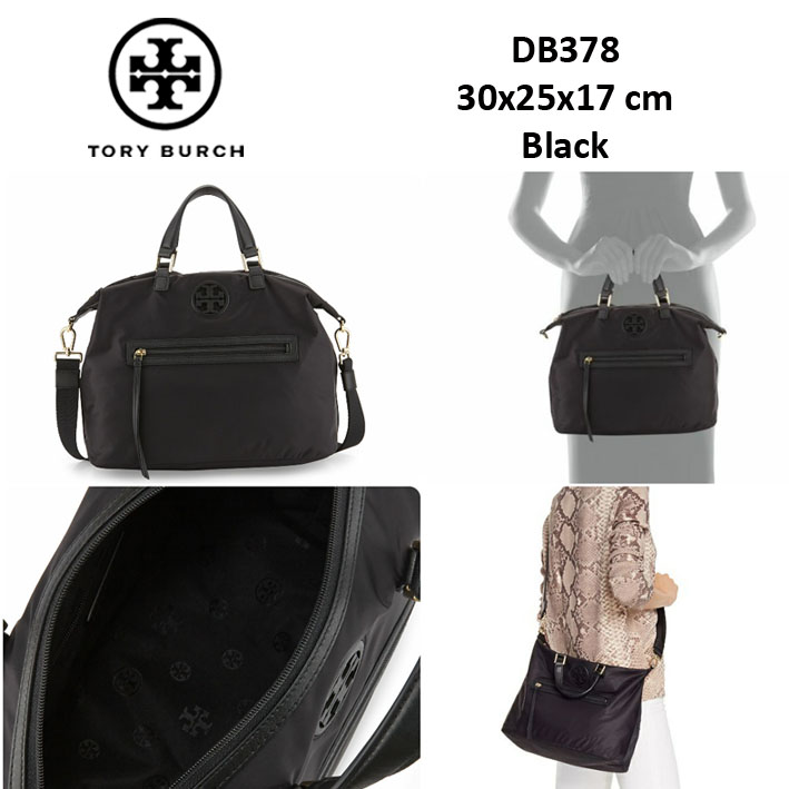 7610f30e764f DB378 Tory Burch Nylon Slouchy Bag - SISBROW - Firsthand Original Branded  Bags with Lowest Price Ever!!