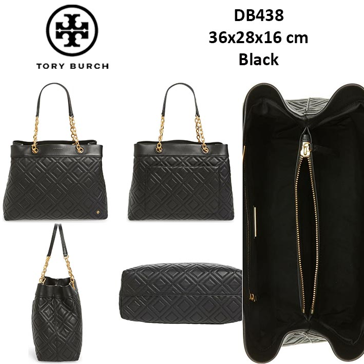 8f3e90cd76c0f DB438 Tory Burch Fleming Triple Compartment Tote - SISBROW - Firsthand  Original Branded Bags with Lowest Price Ever!!