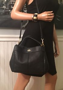 DB520 Coach Small Lexy - SISBROW - Firsthand Original Branded Bags ... 2a1899a5476e5