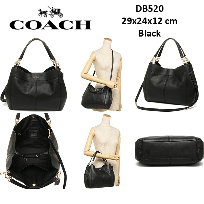 DB520 Coach Small Lexy - SISBROW - Firsthand Original Branded Bags with  Lowest Price Ever!! 79e6dac09488a
